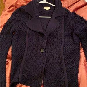 Anthro sweater top